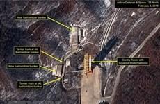 Triều Tiên tiến hành 'một vụ thử quan trọng' tại bãi phóng vệ tinh