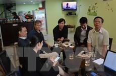 Lắng nghe ý kiến người dân có quyền lợi tại dự án Mường Thanh
