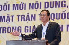 Ông Vũ Trọng Kim tái đắc cử Chủ tịch Hội Cựu thanh niên xung phong