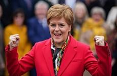 Thủ hiến Sturgeon: Anh cần chấp nhận bỏ phiếu về độc lập của Scotland