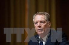 Đại diện thương mại Mỹ: Thỏa thuận đạt được với Trung Quốc là đáng kể