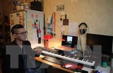 Sinh viên Việt Nam giành giải ba cuộc thi âm nhạc quốc tế tại Nga