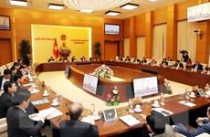 Thông qua Nghị quyết sắp xếp đơn vị hành chính huyện, xã của 11 tỉnh