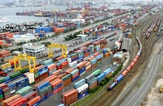 Xuất khẩu của Hàn Quốc dự kiến tăng 3% trong năm 2020