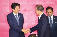 Hàn Quốc xác nhận thời gian diễn ra Hội nghị thượng đỉnh Hàn-Nhật
