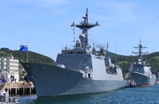 Hàn Quốc có thể điều lực lượng hải quân tới eo biển Hormuz