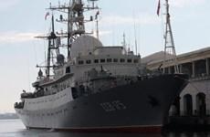 Mỹ và Canada thừa nhận theo dõi tàu chiến của hải quân Nga