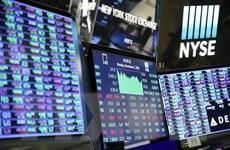 Thị trường chứng khoán Phố Wall rời khỏi các mức cao kỷ lục