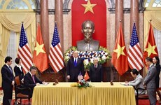 [Video] Việt Nam-Hoa Kỳ và cuộc chuyển đổi từ đối đầu sang bạn bè