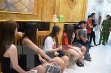 Xét nghiệm nhanh tại quán karaoke, 17 người dương tính với ma túy