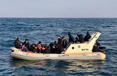 Đức vẫn là điểm đến hàng đầu châu Âu đối với người tị nạn