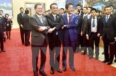 Hàn Quốc nhất trí thúc đẩy quan hệ với Trung Quốc và Nhật Bản