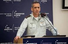 Tướng Israel cáo buộc Iran vận chuyển thiết bị quân sự tới Iraq