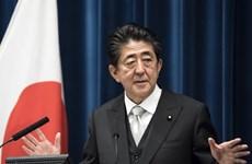 Thủ tướng Nhật Bản lên kế hoạch thăm Trung Đông vào đầu 2020