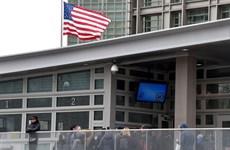 Liên hợp quốc lo ngại việc Mỹ hoãn cấp thị thực cho các nhà ngoại giao
