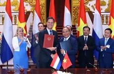 Việt Nam-Hà Lan: Hợp tác toàn tiện hướng tới phát triển bền vững