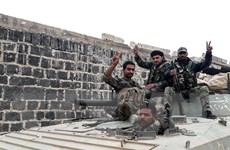 EU đề nghị Syria chấm dứt không kích bất chấp thỏa thuận ngừng bắn