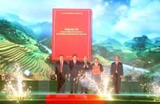 Lào Cai: Công bố Nghị quyết về việc thành lập thị xã Sa Pa