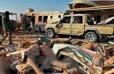 Vệ binh Cách mạng Hồi giáo Iran chỉ trích Mỹ không kích ở Iraq