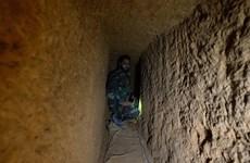 Quân đội Syria phát hiện mạng lưới đường hầm hàng chục km tại Idlib