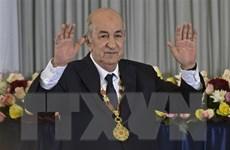 Tân Tổng thống Algeria công bố thành phần nội các mới