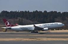 Máy bay Thổ Nhĩ Kỳ gặp sự cố, hạ cánh khẩn cấp tại Nam Phi
