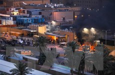 Iraq: Tiếp diễn các vụ bắn rocket vào Vùng Xanh ở thủ đô Baghdad