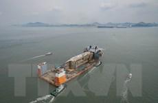 Vụ chìm phà Sewol: Đề nghị bắt cựu chỉ huy lực lượng bảo vệ bờ biển
