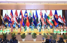 Phiên họp thứ nhất trụ cột cộng đồng văn hóa-xã hội ASEAN