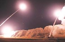 Bộ Quốc phòng Hàn chia sẻ thông tin với Mỹ về vụ tấn công của Iran
