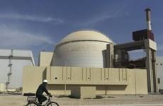 Tin thêm về trận động đất gần nhà máy điện hạt nhân Iran