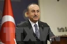 Thổ Nhĩ Kỳ dự kiến đến Iraq tìm cách giảm căng thẳng ở Trung Đông