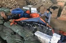 Công an Đắk Lắk khởi tố đối tượng buôn lậu trên 6.000 gói thuốc lá