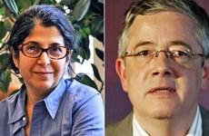 Chính phủ Pháp tiếp tục kêu gọi Iran trả tự do cho 2 học giả
