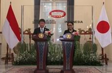 Indonesia-Nhật Bản lập cơ chế đối thoại cấp thứ trưởng ngoại giao