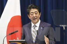 Thủ tướng Nhật Bản Shinzo Abe chuẩn bị công du Trung Đông