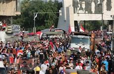 Tổng thống Mỹ cảnh báo Iran không tiếp tục trấn áp người biểu tình