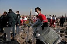 Iran và Ukraine nhất trí cùng giải mã hộp đen của máy bay bị bắn hạ