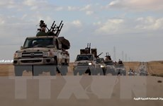 Các lực lượng miền Đông Libya tuyên bố ngừng bắn từ ngày 12/1