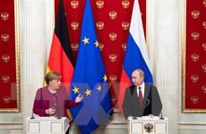Thủ tướng Đức tuyên bố sẽ tổ chức hòa đàm Libya tại Berlin