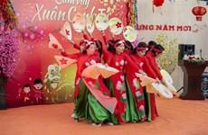 Thái Nguyên: Gặp mặt kiều bào, người nước ngoài dịp Xuân Canh Tý