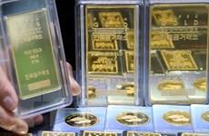 Giá vàng châu Á giảm nhẹ sau khi Mỹ-Trung ký thỏa thuận thương mại
