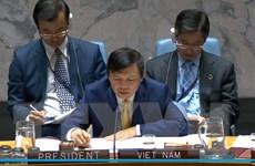 Việt Nam chủ trì phiên họp của HĐBA thảo luận về tình hình Yemen
