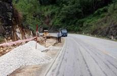 Tuyên Quang xử lý các điểm tiềm ẩn tai nạn giao thông trên quốc lộ