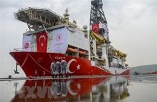 EU cảnh báo kế hoạch thăm dò, khoan dầu khí ngoài khơi của Thổ Nhĩ Kỳ