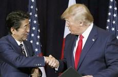 Nhật-Mỹ kỷ niệm 60 năm ký hiệp ước an ninh, cam kết củng cố liên minh