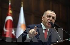Tổng thống Thổ Nhĩ Kỳ tuyên bố chưa điều quân sang Libya