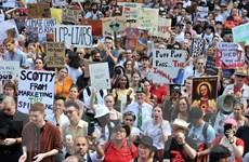 Australia loại trừ theo đuổi mục tiêu khí thải nếu dân mất việc làm