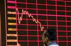 """Thị trường chứng khoán châu Á """"chao đảo"""" vì dịch bệnh viêm phổi lạ"""