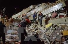 Các trận động đất liên tiếp xảy ra tại Thổ Nhĩ Kỳ, New Zealand